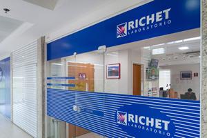 Convênios com o Laboratório RICHET em RJ