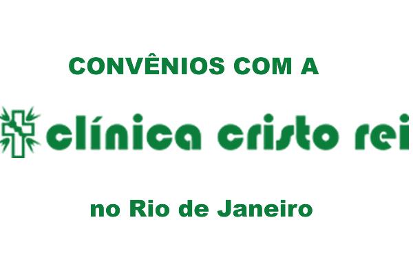 Convênios Clínica Cristo Rei no Rio de Janeiro