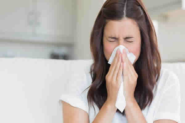 Quais alergias ficam mais fortes no frio?